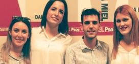 Nueva Ejecutiva de Juventudes Socialistas de Daimiel