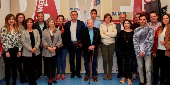 """El PSOE de Daimiel presenta una candidatura """"cualificada"""" con Rodríguez Megía a la cabeza"""